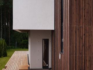 Suburban House Heut Architects Дома в стиле минимализм