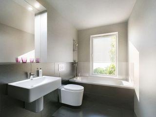 Krieger + Schramm GmbH & Co. KG Baños modernos