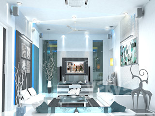 Residential Interiors under progress VERVE GROUP