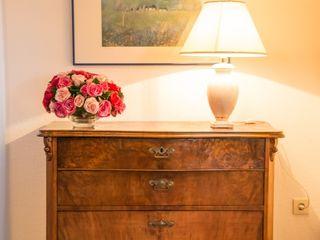 Home Staging eines Einfamilienhauses MK ImmoPromotion Klassische Esszimmer
