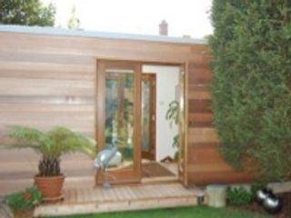 Orchard House Ivon Blumer Architects Balcones y terrazas modernos