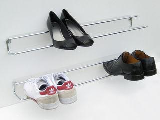 Wired Shoe Rack HeadSprung Ltd Ingresso, Corridoio & ScaleContenitori