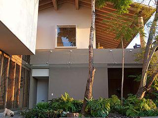 Mayúscula Arquitectos Eclectische zwembaden