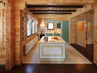 Marina Pennie Design&Art Dapur Gaya Country Kayu