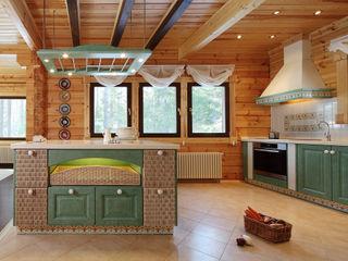 Marina Pennie Design&Art Dapur Gaya Country