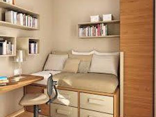 Detalles Interiores JS ARQUITECTURA Dormitorios modernos