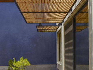 Terrazas JS ARQUITECTURA Balcones y terrazas modernos