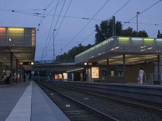 U-Bahnstation Heddernheim SYRA_SCHOYERER Architekten BDA