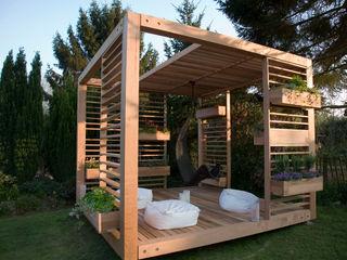 ecospace españa JardinAbris de jardin & serres