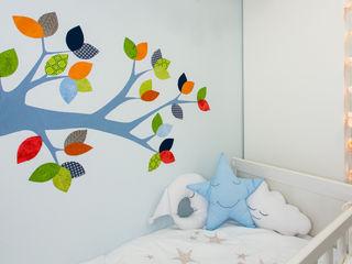 Arte mural en las habitaciones infantiles RoomRoomBebé Habitaciones infantilesAccesorios y decoración