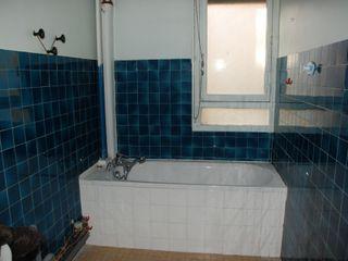 Agence Inside DECO Ванная комната в стиле модерн