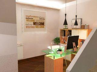 3d Casa Design Moderne Arbeitszimmer
