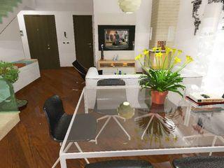 3d Casa Design Moderne Esszimmer
