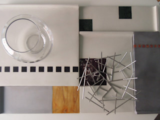 Cemento Italiano Dining roomAccessories & decoration