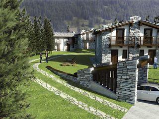 Damiano Ferrando | Architectural Visualization | Rustic style house Stone