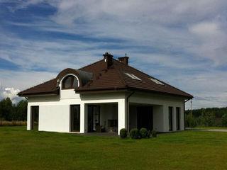 Pracownia Projektowa Wioleta Stanisławska Classic style houses