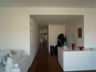 Progetto Gaby Ehringshausen Moderner Flur, Diele & Treppenhaus