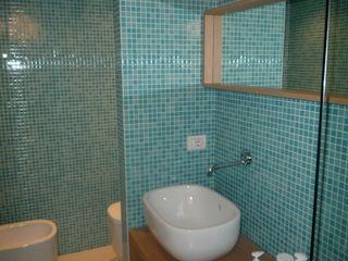 Progetto Gaby Ehringshausen Ванная комната в стиле модерн