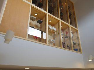 取手市O邸新築工事 K+Yアトリエ一級建築士事務所 北欧デザインの ダイニング