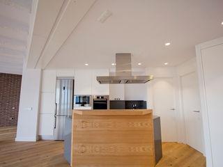 Bocetto Interiorismo y Construcción Cocinas de estilo industrial