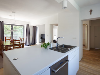 Zalewski Architecture Group Cocinas minimalistas