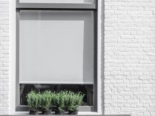 Woonhuis | Delft Design Studio Nu Scandinavische huizen Stenen Wit