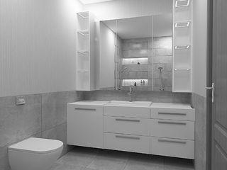 Boer As. Modern Bathroom