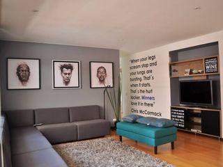 Davecube Design Modern Living Room