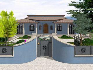 Villa a Bastia Umbra Planet G Case in stile mediterraneo
