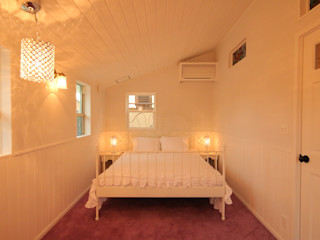 THE MAKER'S&United Space Architect Colonial style bedroom Wood
