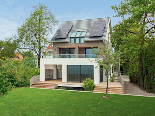 Bau-Fritz GmbH & Co. KG Casas modernas