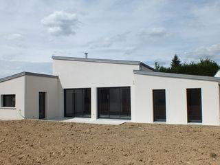 homify Maisons modernes Blanc