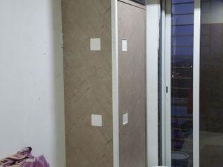 Alaya D'decor Ruang Studi/Kantor Minimalis Kayu Lapis Brown