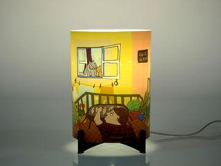 Iluztra Lda Nursery/kid's roomLighting