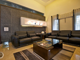 A360architects 现代客厅設計點子、靈感 & 圖片