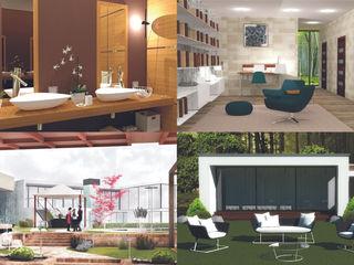 3d Casa Design Moderne Häuser