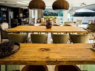 Espezim Biazzetto Arquitetura Modern Dining Room