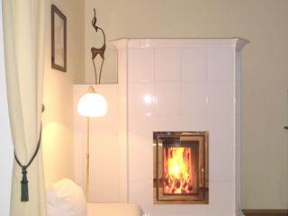 Ofen & Kaminbau Wolfgang Parnow Living roomFireplaces & accessories