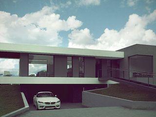AGUIRRE+VAZQUEZ Modern houses