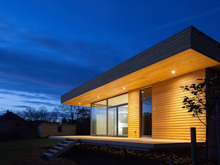 House W Peter Ruge Architekten GmbH Modern houses