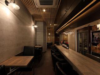株式会社ハウジングアーキテクト建築設計事務所 جدران خشب Wood effect