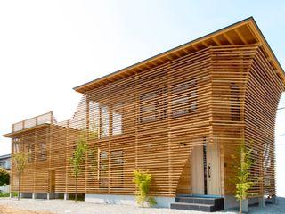 松浦一級建築設計事務所 Wood Wood effect