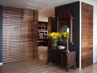 Basch Arquitectos Modern Living Room