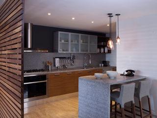Basch Arquitectos Modern Kitchen