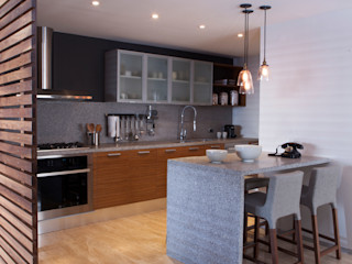 Basch Arquitectos Кухня в стиле модерн