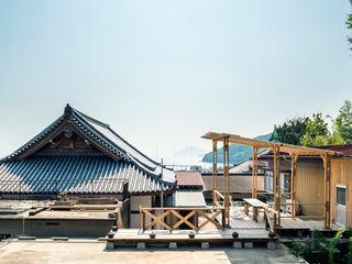 KYOTO ART HOSTEL kumagusuku Ausgefallene Häuser