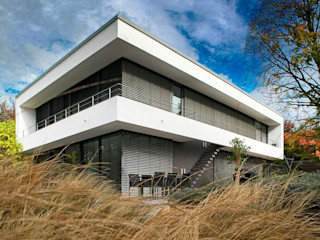 Anwesen in Freising Herzog-Architektur Moderne Häuser