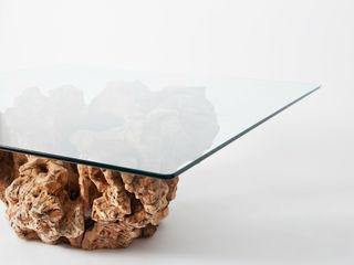 coffee table in ulivo Radice In Movimento SoggiornoTavolini