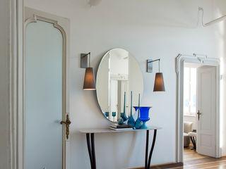 Controluce Home Lake's Villa Alberta Pacific Furniture Classic corridor, hallway & stairs