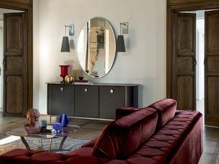 Controluce Home Lake's Villa Alberta Pacific Furniture Living room